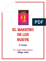 Jorge Adoum El Maestro de Los Nueve