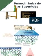 Termodinámica de las Superficies.pptx