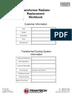 Replacement Workbook