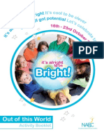 Its Alright to Be Bright Activity Booklet 2010 Low Res