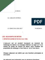 Béton Adjuvants 18-10-2016