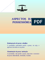 Aspectos Das Possessórias