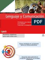 Clase 14 Estrategias Para Interpretar Textos Que Influyen en El Receptor Publicidad y Propaganda 2016 CES
