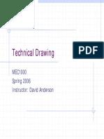 Technical Drawing - Class Handout.pdf
