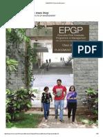 IIMB EPGP Placement Brochure-17