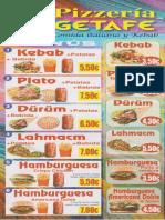 Pizzeria Getafe