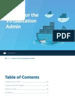 Docker for Virtualization Admin eBook