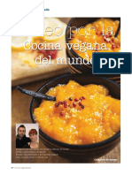 Cocina Vegana Del Mundo (Junio 2015)