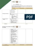 School Self Evaluation Checklist 15-16
