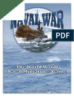 Naval War Rulebook