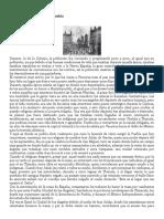 Leyenda de La Fundación de Puebla