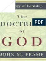 (a Theology of Lordship) John M. Frame-The Doctrine of God-P & R Publishing (2002)