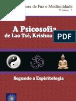 A Psicosofia de Lao Tsé, Krishna e Buda segundo a espiritologia