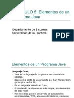 006 Elementos de Un Programa Java Cap 5 2