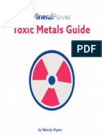 Toxic Metals Guide