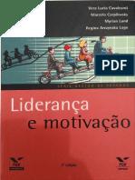 Cap 3 - Competências Da Liderança - Cavalcanti Et Al