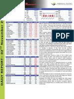 Premarket MarketPreview NirmalBang 02.11.16