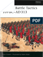 Osprey - Elite 155 - Roman Battle Tactics 109 BC-AD 313