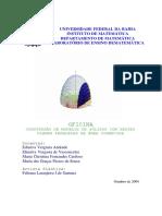 Sólidos Geometricos - Paraboloide - UFBA