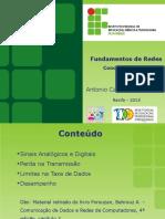 IFPE FundamentosRedes Conceitos