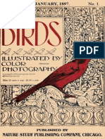 Birds Illustrated by Color Photography Vol 1 No 1
