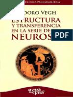 Vegh, I.  - Estructura y transferencia en la serie de las neurosis.pdf