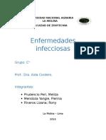 ENF. INFECCIOSAS - Historia Clinica Conejos