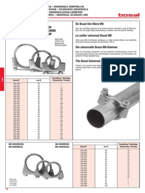 RENAULT FIAT Rohrverbinder Abgasanlage 50 mm x 80 mm  BMW