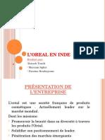 L'OREAL EN INDE (1).pptx
