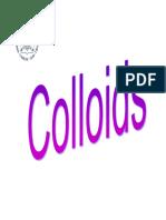 7A.F.G.F. Colloids.emuls