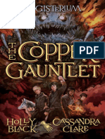 The Copper Gauntlet - Holly Black