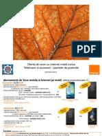 Voce Internet Mobil Accesorii - Actualizare 31 Oct 2016-22 Nov 2016
