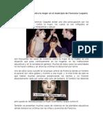 Violencia Social Contra La Mujer