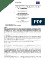 Stylistic analysis of .pdf
