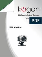 Manual de La Camara Sports-A