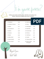 Free Baby Shower Game