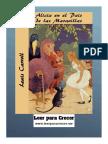 Lewis Carroll - Alicia en El Pais de Las Maravillas