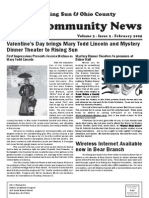 Rising Sun & Ohio County Community News ~ February 2009 Edition