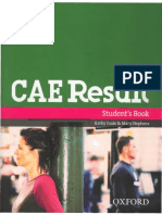 CAE Result-Student Book