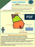 habitats study guide cheaves