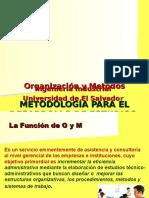 06. Metodologia o y m