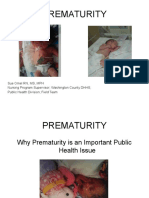 Prematurity Omel