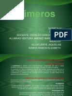 presentacion polimeros