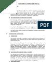 Especificaciones Técnicas Mejoramiento Vial y Peatonal