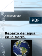 La Hidrosfera Final