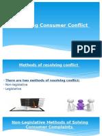 Df Resolving Consumer Conflict