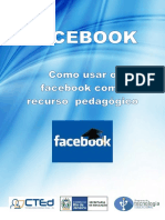 20 - Uso Pedagogico Do Facebook
