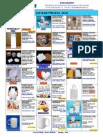 000 Catalogo Insumos y Productos 2016