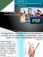 Diapositiva Tema IV Modelos Interactivos de Planificación de La Docencia