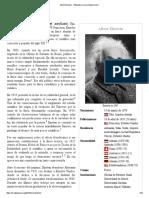 Albert Einstein - Wikipedia, La Enciclopedia Libre